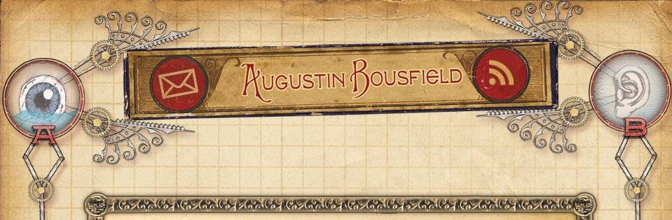 music for tv - Augustin Bousfield